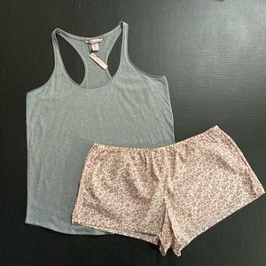Victoria's Secret Mayfair shorts Soft tank pajama